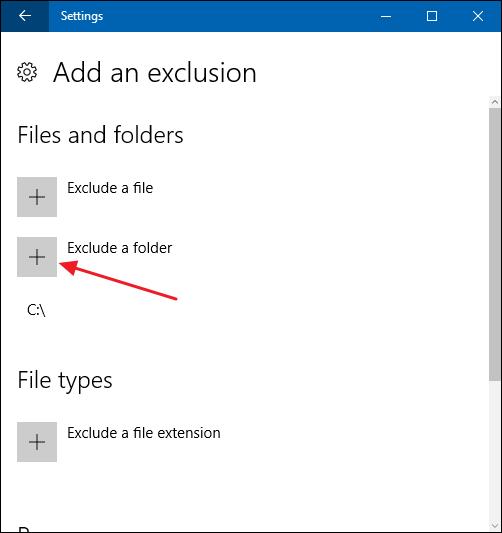 Disable Windows Defender step 5
