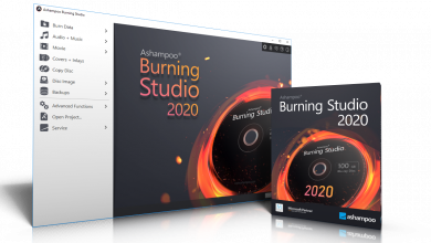 Photo of Ashampoo Burning Studio 2020 21.5.0 + Cracked Exe