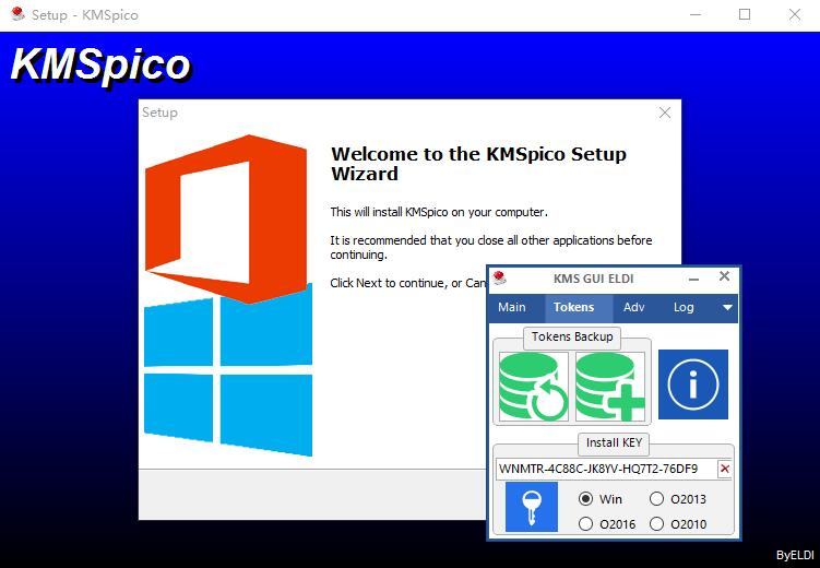 KMSpico Windows 10